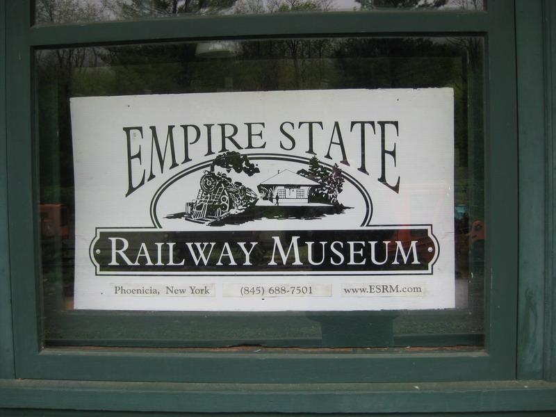 Empire State Railway Museum Phoenicia, New York