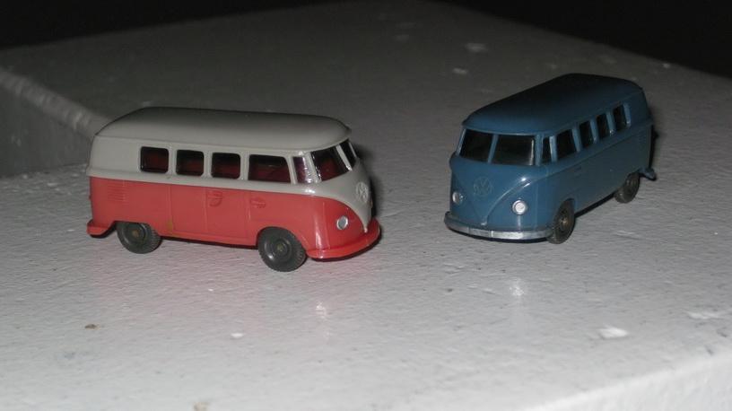 Wiking VW T1 Bus ist Kult!