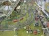 Historischen Märklin H0 Oldtimer Modelleisenbahnanlage Eisenbahn-Treffpunkt SCHWEICKHARDT,