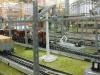 Historischen Märklin H0 Oldtimer Modelleisenbahnanlage Eisenbahn-Treffpunkt SCHWEICKHARDT