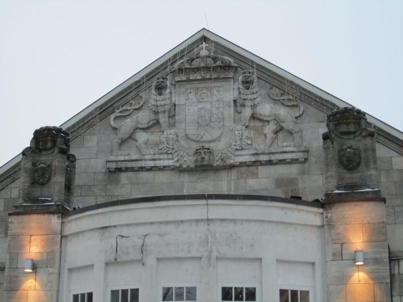 Fürstenbahnhof, Darmstädter Hauptbahnhof