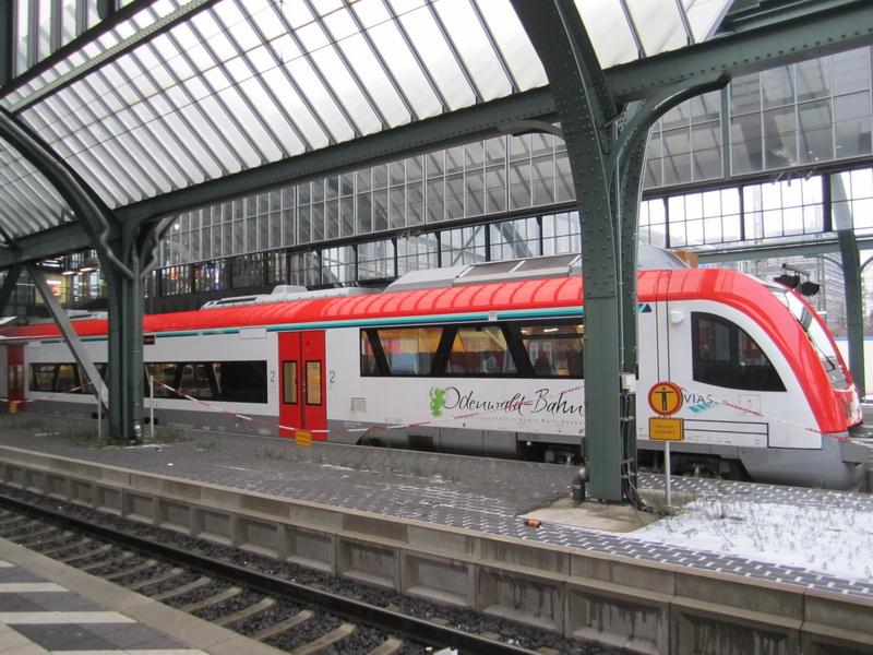 Odenwald-Bahn - VIAS