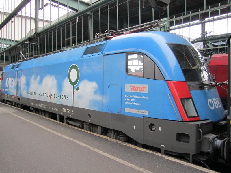Siemens Taurus ÖBB 1016