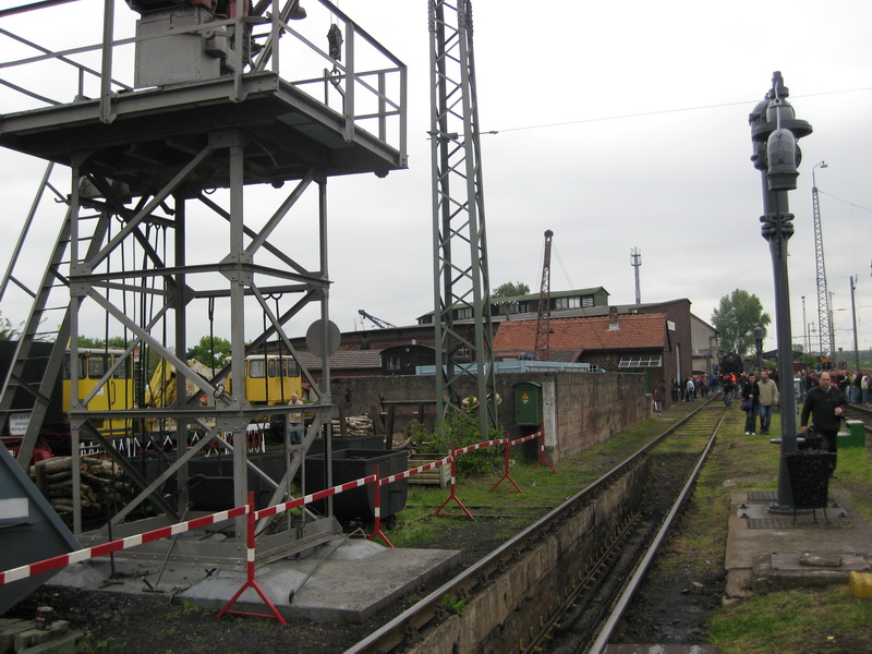 Eisenbahnmuseum Darmstadt-Kranichstein