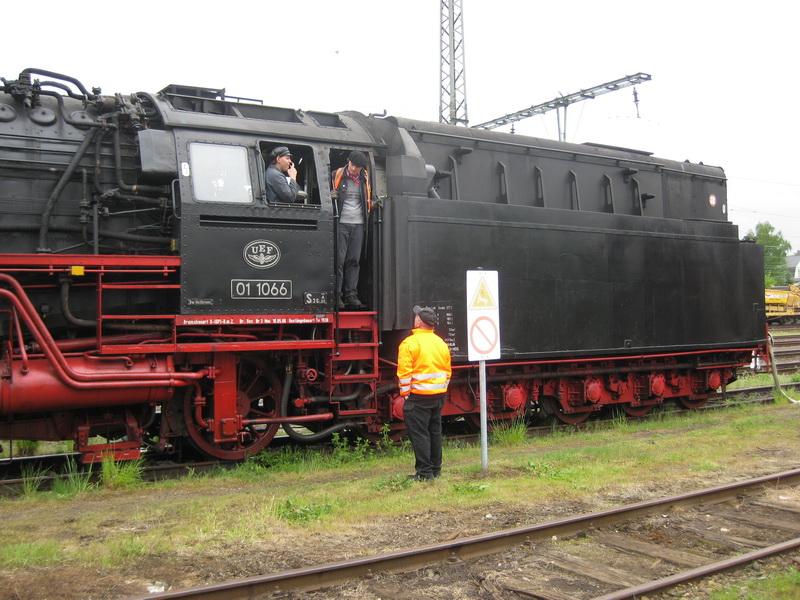 ölbefeuerte BR 01