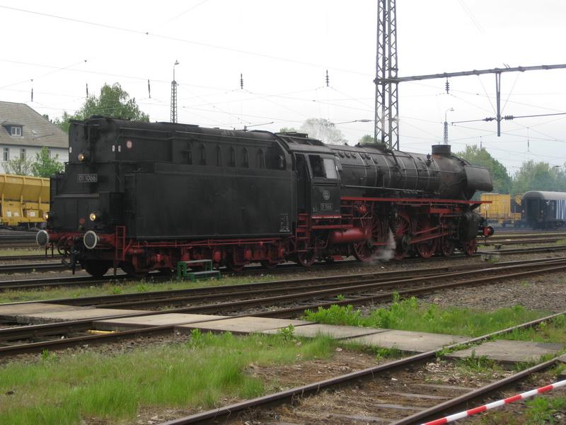 Schlepptender Dampflok BR 01