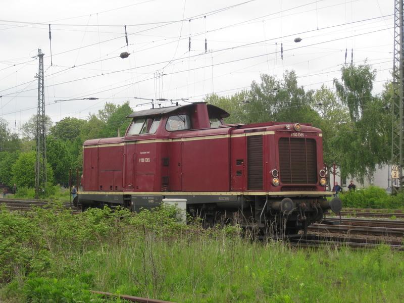 Diesellokomotive V 100