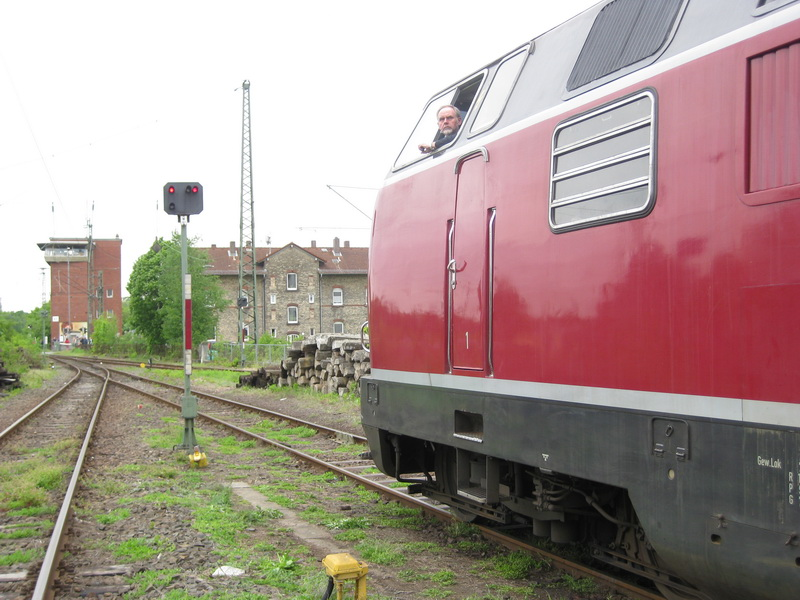 Diesellok V 200