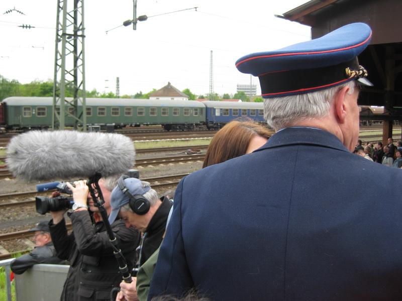 11. Bahnwelttage Eisenbahnmuseum Darmstadt-Kranichstein 13.05.2010, Lokparade,