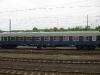 blauer 1. Kl. D-Zug Wagen