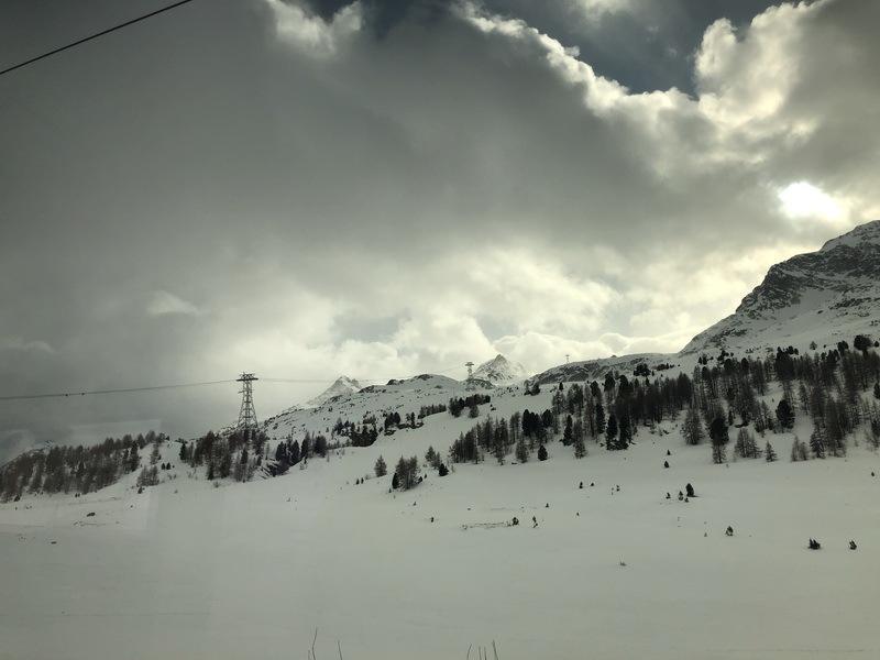 Bernina Bahn - Rhätische Bahn