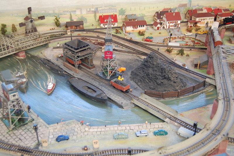 Märklin Hafenanlage Nr. 13, Märklin Gleisplanheft 0350