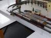 Trix Stellwerk und Kibri Bahnsteige für Trix Express 20/309 ( Kibri 0/53/1)