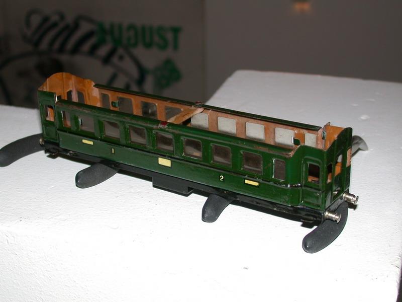 Märklin Personenwagen 1. KL. 4012.1 (346/4)
