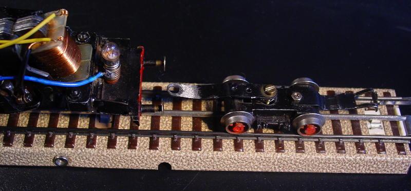 BR 62 mit Liliput Gehäuse für Märklin