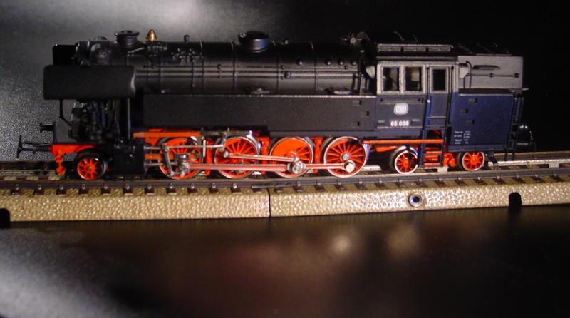 BR 65 Fa. Dörfler Umbau Märklin