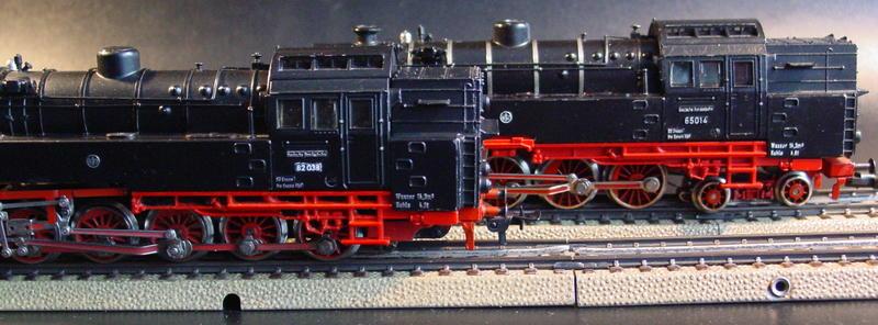 BR 82 Unikat Fleischmann/Märklin