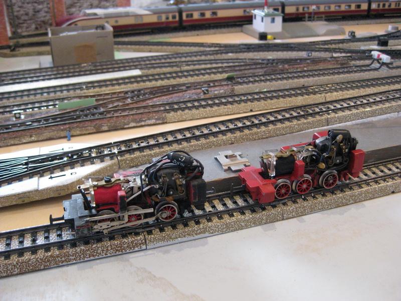 Märklin 3029 Nebenbahn BR 89