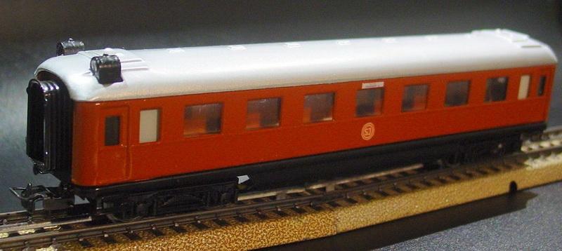 Baureihe D der schwedischen SJ