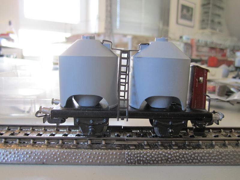 Braunkohlenstaubwagen 1775-00