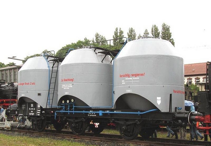 Kohlenstaubwagen Zko 54