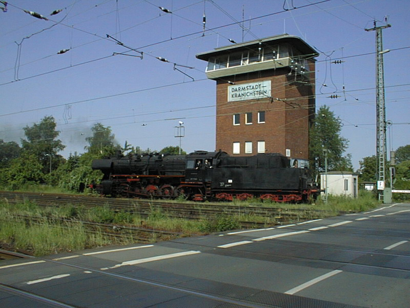 Dampflokfest 2001