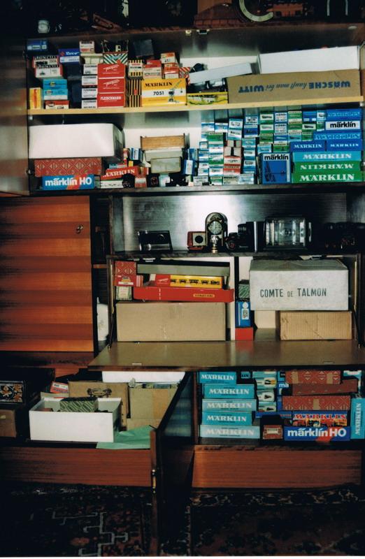 09.12.1997 Kauf einer riesigen Märklinanlage
