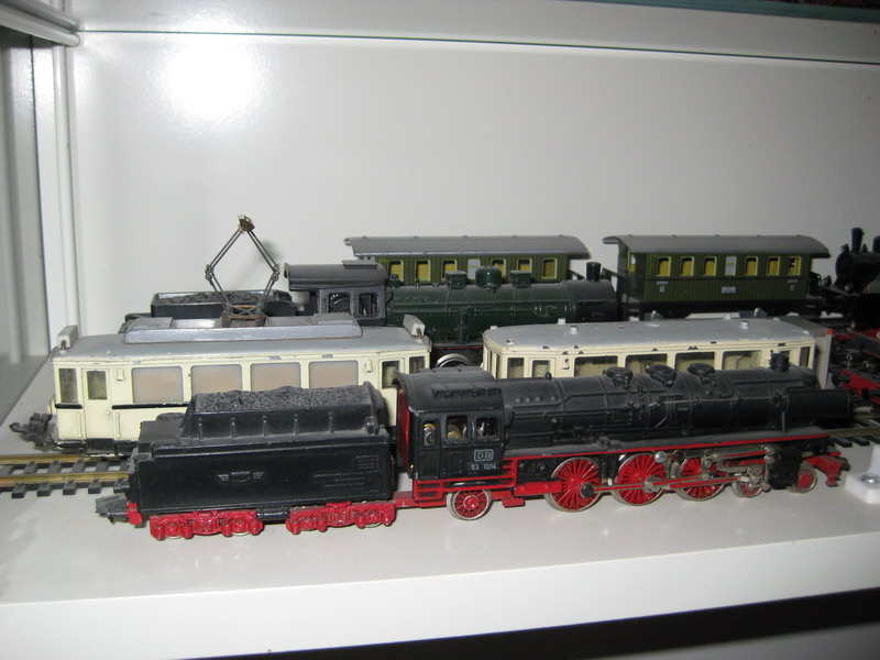 Rokal Dampflok BR 03 Spur TT