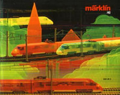 Märklin Hauptkatalog 1987-88 Deckblatt