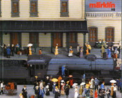 Märklin Hauptkatalog 1988-89 Deckblatt