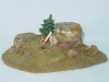 Dioramen - Landschaftsteile Spur 00-H0