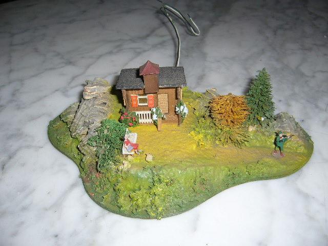 Diorama Fa. Noch Nr. 924 BK