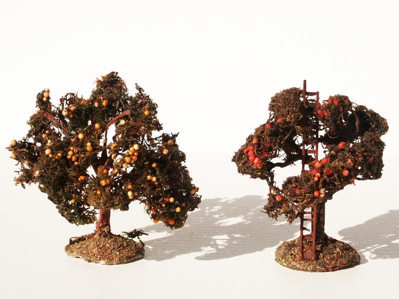 Fa. Voigt Nummer 203 Versionen des Apfelbaumes