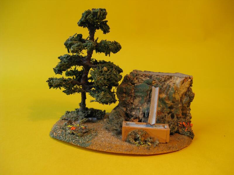 Vau-Pe Klein-Diorama Kat. Nr. 510