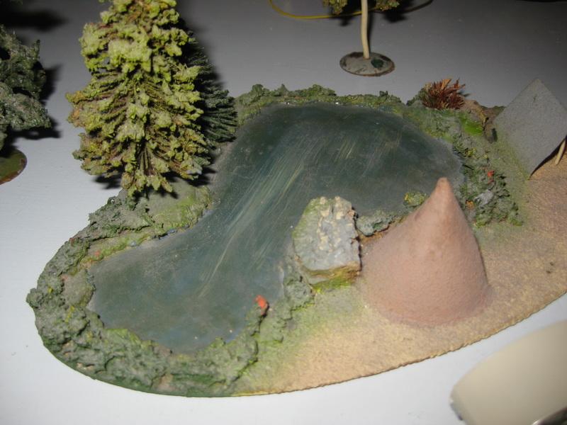 Diorama Fa. Noch Nr. 705