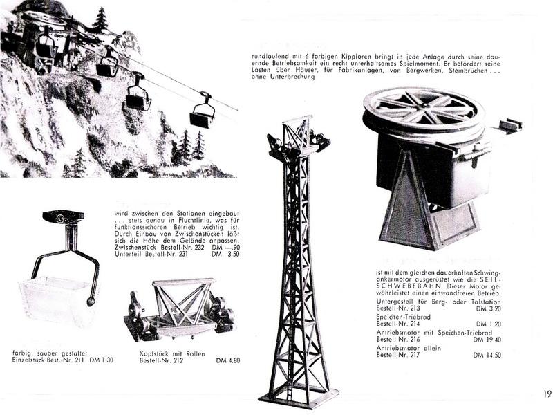 EHEIM Katalog 1958