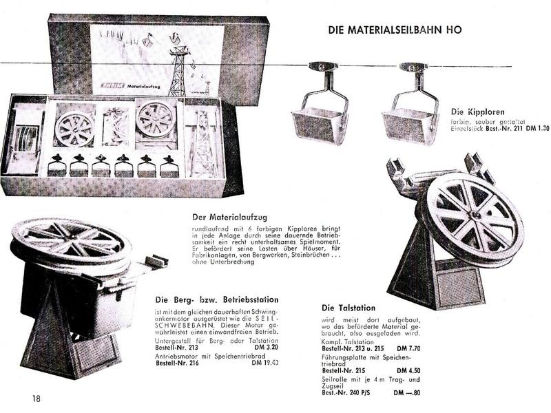 EHEIM Katalog 1959