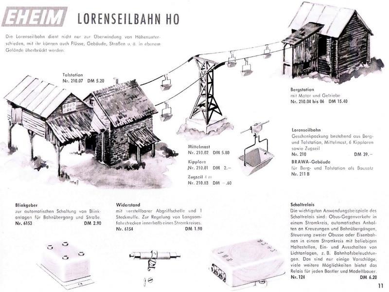 EHEIM Katalog 1963