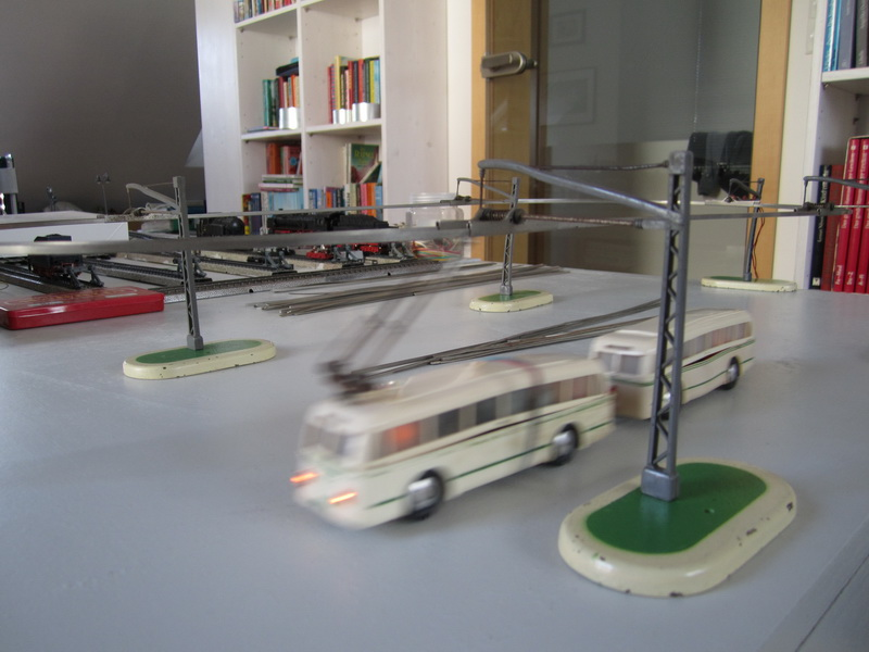 Brawa - Eheim Trolley Bus