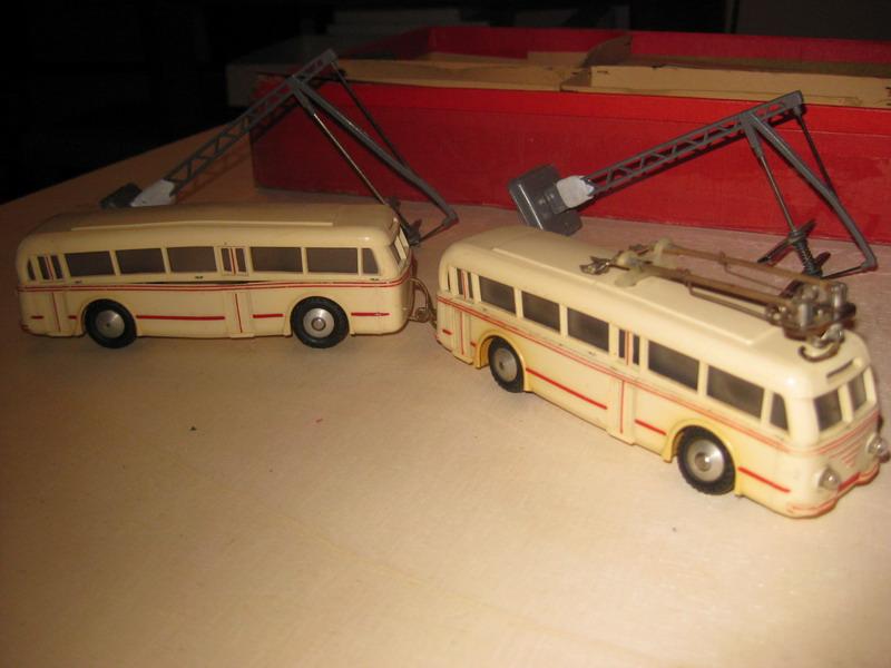 Eheim - Brawa - Trolley Bus, Esslinger Elektrospielwaren