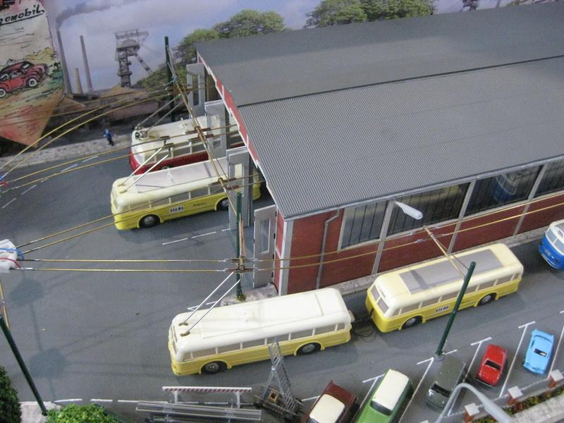 Eheim Trolleybus Ersatzteile Retro Classics