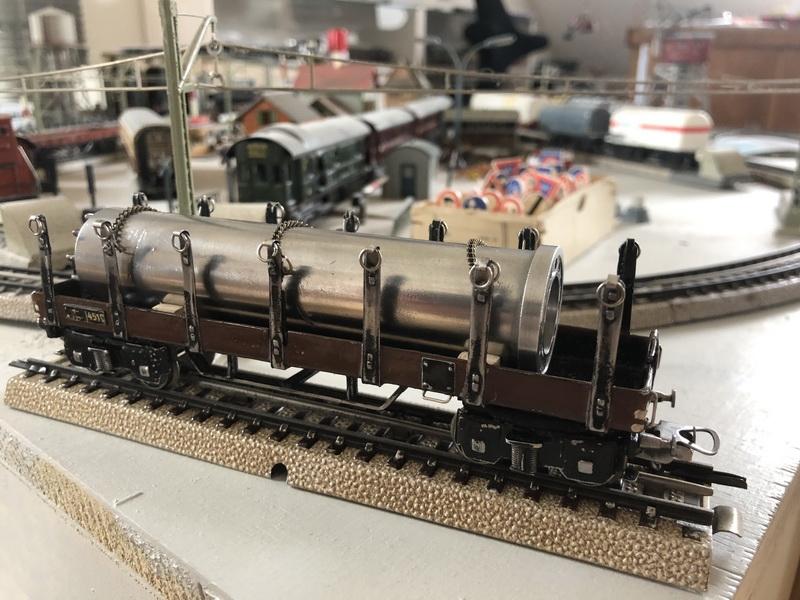 Selbstbau GW-Modelle H0
