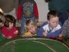 Eine Kindergarten-Märklinbahn