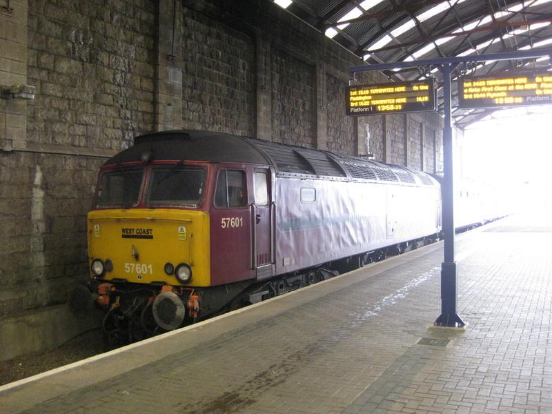 Diesellokomotive Class 57