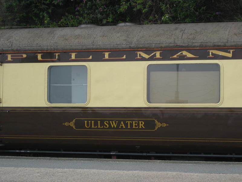 Pullmann Waggon Ullswater