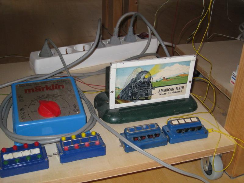 analoge Elektrik - Trafos