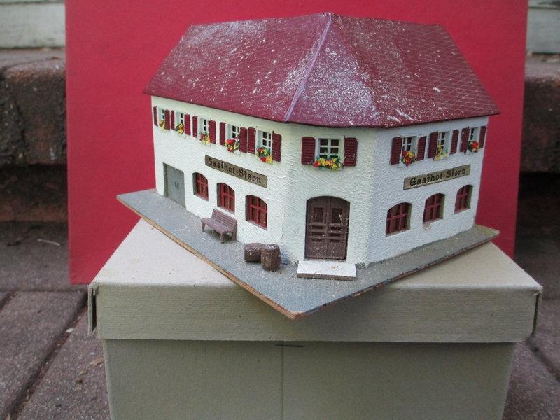 Gasthof Stern, No. 313, Fa. Neuffen