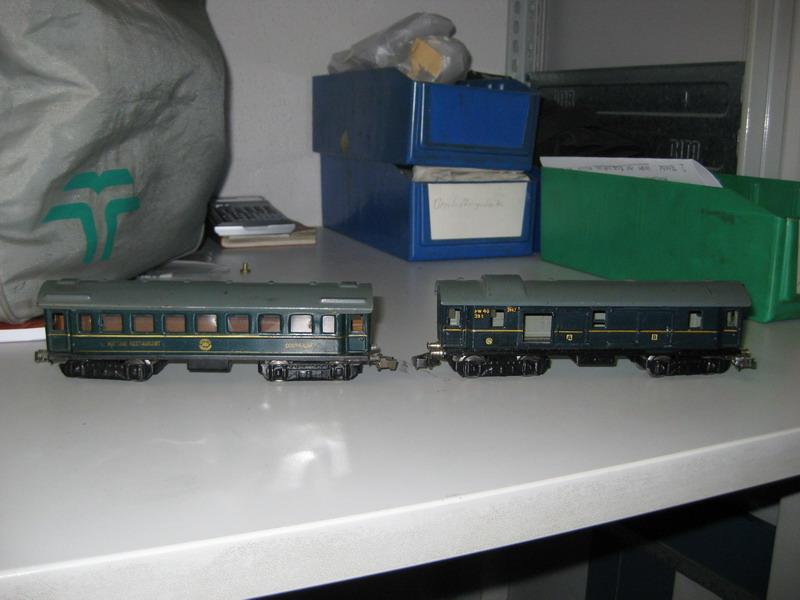 Märklin 342 J und 344 J, Spur 00