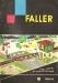 Faller Katalog1962/63 Faller Bahnübergang B-176