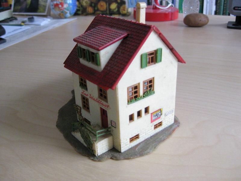 Faller Dorfwirtschaft B-169